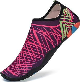 SAGUARO Zapatos de Agua Escarpines Unisex-Adulto