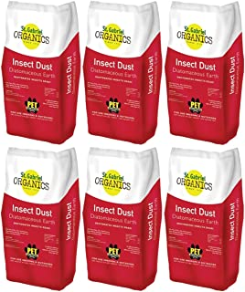 Diatemacous Earth Insect Dust, 4.4 lb (Pack of 6)