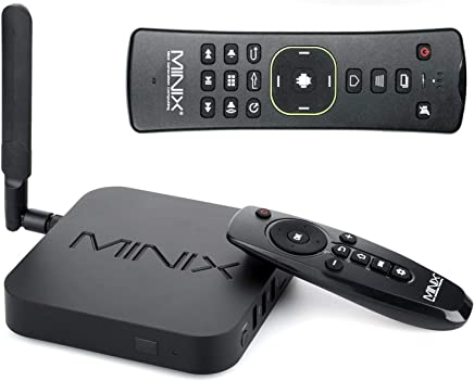 MINIX NEO U1 4K 2K UHD Amlogic S905 2G/16G KODI Android TV Media Hub, A2 Wireless Keyboard, AirMouse