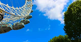 Ultimate 4D Experience at The London Eye for Two - Tinggly Voucher/Gift Card in a Gift Box