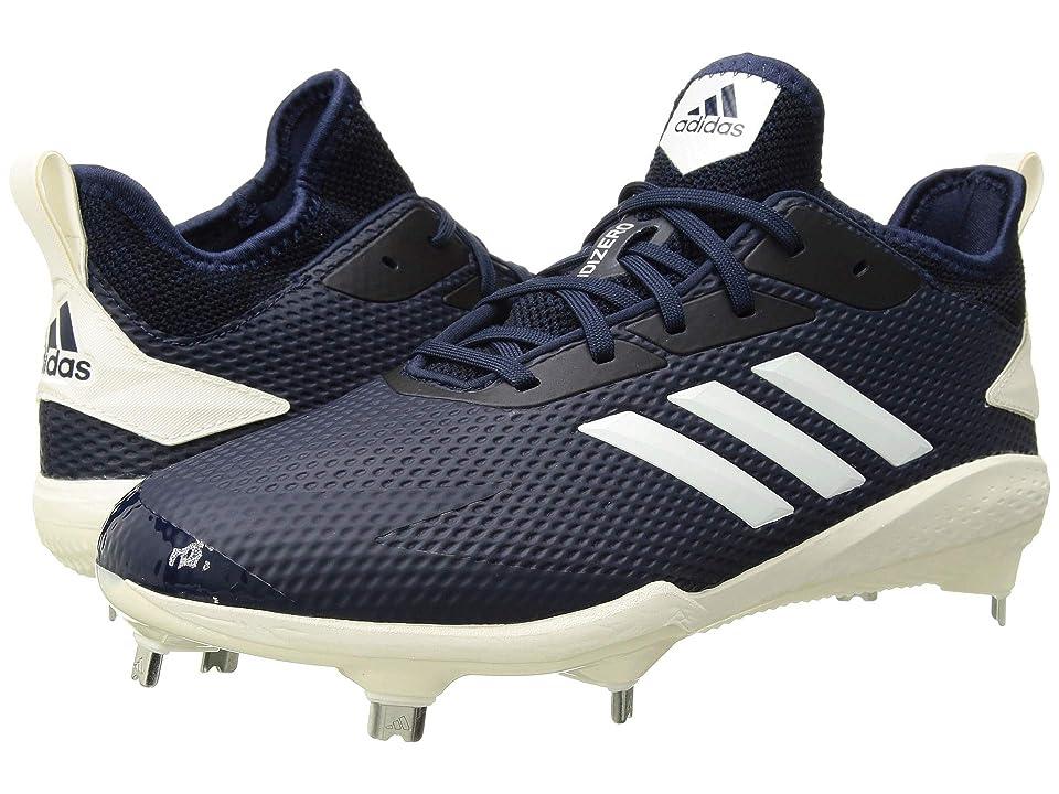 7fa43da1964 adidas Adizero Afterburner V (Collegiate Navy Cloud White Carbon) Men s  Cleated Shoes