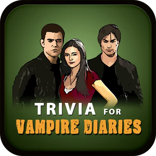 Trivia for The Vampire Diaries Fans