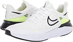White/Black/Electric Green/Vapor Green
