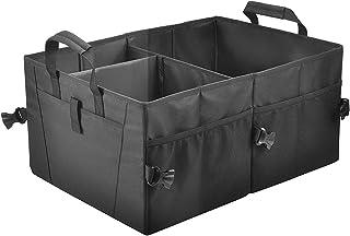 COCOBELA Car Trunk Organizer, Collapsible Storage