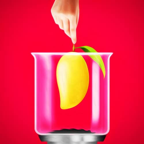 Blend and Drink - Mix Juicy Fruits Game