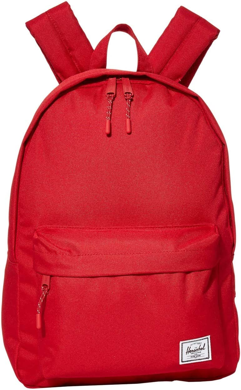 Herschel Classic Backpack Red 24.0L depot Challenge the lowest price