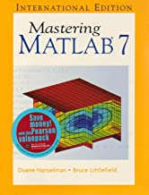 Mastering Matlab 7: And Engineering With Excel
