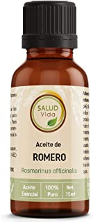 SaludVida Aromaterapia (Aceite esencial de romero 15ml