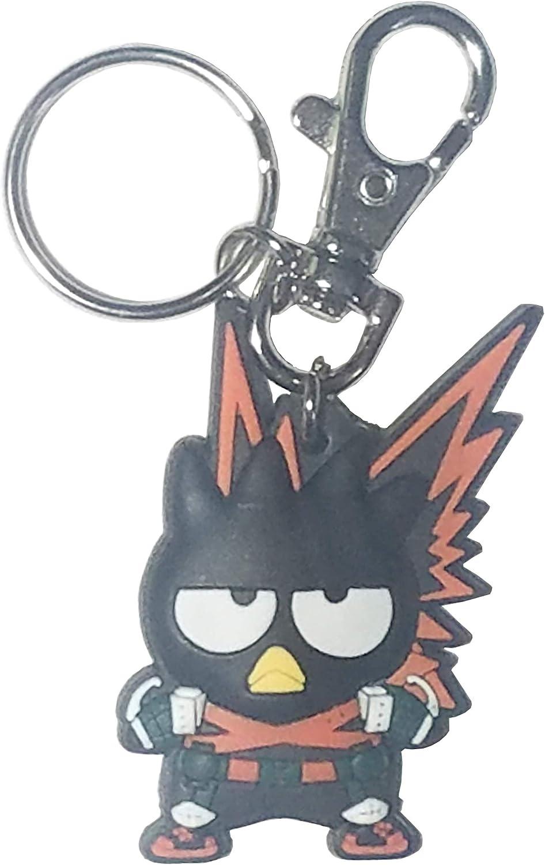Sanrio X My Hero Academia - Bad Badtz - Maru PVC Keychain