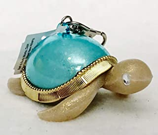 Bath Body Works PocketBac Hand Gel Holder Sparkly Sea Turtle