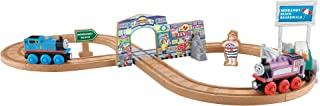 Fisher-Price Thomas & Friends Wooden Railway, Summer Day Beach Set