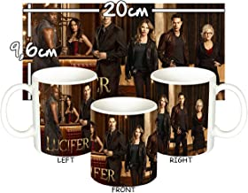 MasTazas Lucifer Tom Ellis Lauren German B Taza Mug