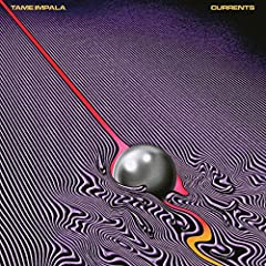 Tame Impala, Currents Track Listing:1 Let It Happen 2 Nangs 3 The Moment 4 Yes I'm Changing 5