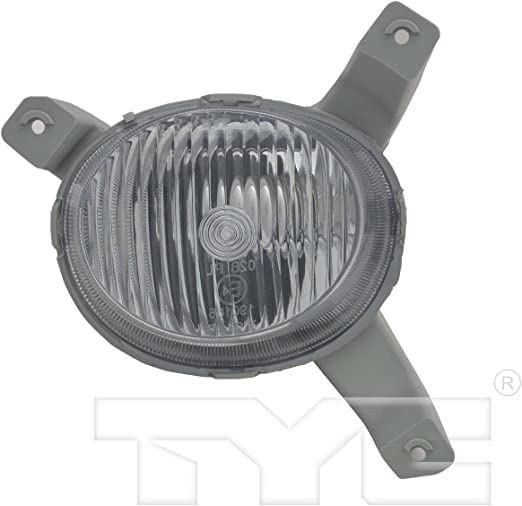 Compatible with Hyundai ELANTRA TYC 19-6108-00-1 Replacement left Fog Lamp 1 Pack