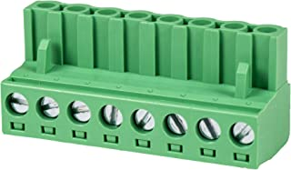 PARTS EXPRESS Phoenix Type Connector 8-Pole 5mm Pitch 4-Pack
