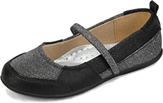 Girls Slip On Dress Shoes Mary Jane Ballet Flats