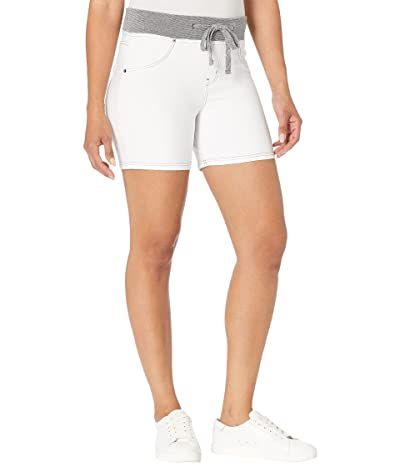 HUE Wearever U R Feel Good Sweatshirt Denim Shorts
