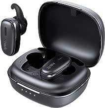 HAVIT Auricolari Bluetooth Auricolare Senza Fili, Sport da Jogging Auricolari Mini Cuffie In Ear V5.0, Microfono Incorporato, per Huawei Samsung, I91 Nero
