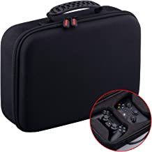 YoRHa Dust & Water Proof Universal Travel Carrying Hard Case for Dual Any Regular Sized Controller e.g. PS4 Xbox One, Swith Pro etc.