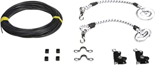 Seachoice 88121 Ultimate Outrigger Rigging Kit – for Poles Up to 25 Feet, Black, One Size