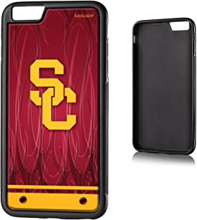 NCAA iPhone 6+ & 6S+ Bump Case by Keyscaper in Ghost