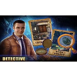 Crime Scene Mystery Case