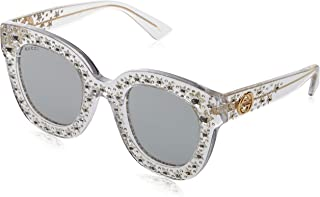 Gucci GG 0116 S- GG0116S Cat Eye Sunglasses 49mm
