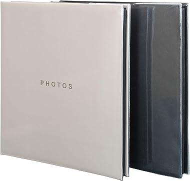 "Kiera Grace Modern photo-albums, 4"" x 6"", Black"