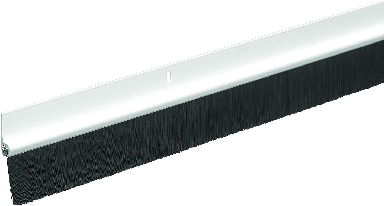 Frost King C35PH Arlington Mall Plastic Brush Door shopping 1-1 Sweep 36quot x 2quot