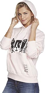 Women's Bobs for Dogs and Cats Pouch Pullover Hooded Sweatshirt