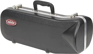 skb contoured trumpet case