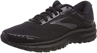 Brooks Women's Adrenaline GTS 18 Black/Black 5.5 B US B (M)