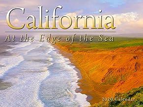 California at the Edge of the Sea 2020 Calendar