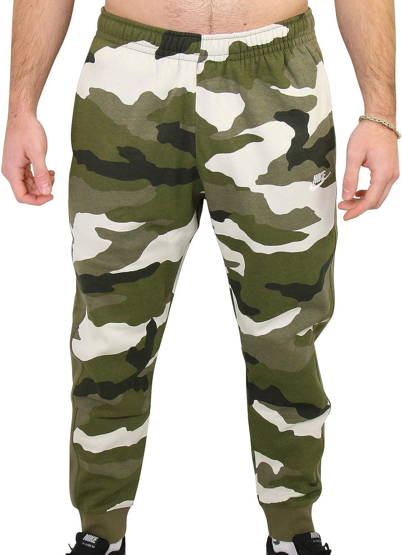 Nike 送料無料 一部地域を除く 高い素材 NSW Club Camouflage Jogger