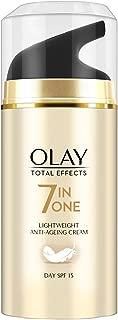 Olay Day Cream Total Effects 7 in 1 Anti-Ageing Lightweight Moisturiser SPF 15, 20g