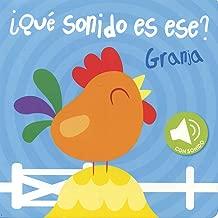 GRANJA. QUE SONIDO ES ESE / LIBRO CON SONIDO DE ANIMALES DE LA GRANJA / VACA / GATO / CABALLO / OVEJA / GALLO / PERRO / PD.