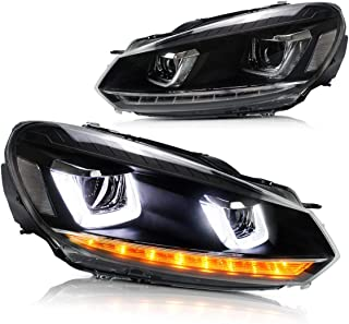 mk6 golf r headlights