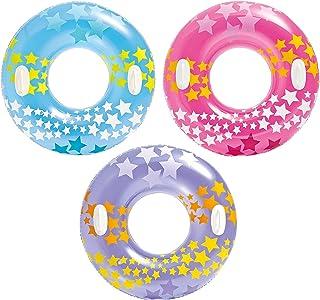 انتكس - طوق بلاستيك قابل للنفخ لمساعدة الأطفال في السباحة
