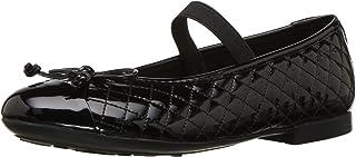 حذاء باليه مسطح من جيوكس للأطفال 48 مبطن سهل الارتداء من ماري جاين