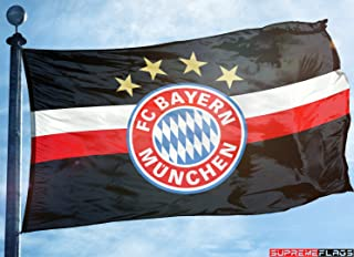 Bayern Munich Flag Banner 3x5 ft Germany Soccer München