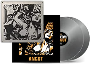 """Angst - Exclusive Limited Deluxe Edition Numbered """"Metal Smoke"""" Colored Box Set Vinyl LP"""