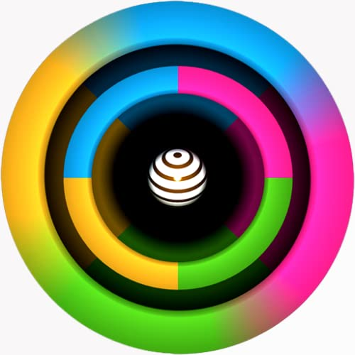 Color Circle 3D - New Color Ball Blast for Amazon Kindle!