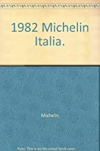 Michelin Red Guide: Italy, 1982