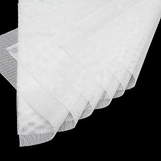 Coitak 6 PCS Silicone Dehydrator Sheets, Non-stick Fruit Dehydrator Mats, Reusable Baking Mat For Fruit Dryer