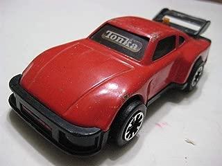 Tonka (Japan Red Porsche 935 Tinplate Friction 1:32
