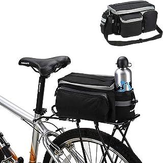 Onedayshop Multi Function Mountain Road Bicycle Bike Cycling Sport Waterproof 7L Rear Seat Bag Pannier Trunk Bag Bicycle A...