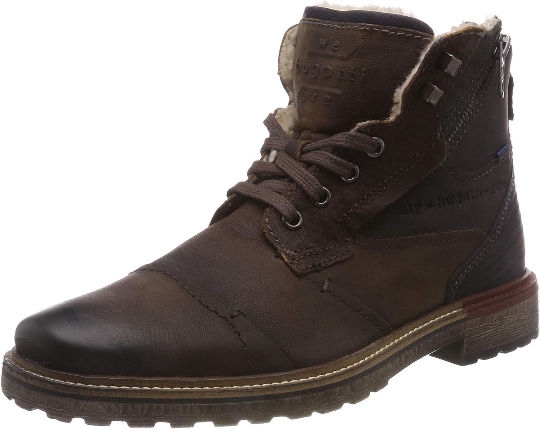 Bugatti Men's 311382523200 Classic Boots