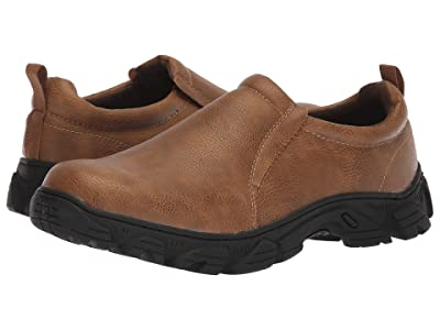 Roper Cotter (Tan Tumbled Faux Leather) Men