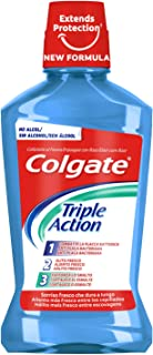 Colgate - Triple Action - Enjuague bucal - 500 ml