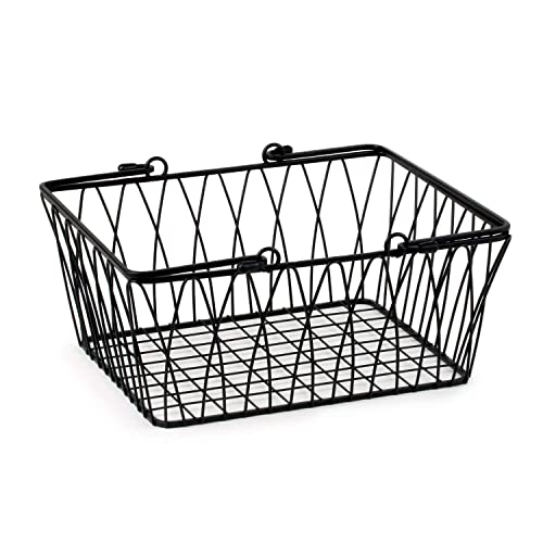 Decorative Wire Basket Amazon Com